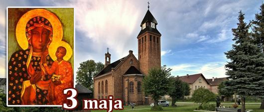 3 Maja – Matki Bożej Królowej Polski