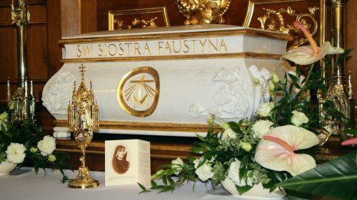 Nasza parafia otrzyma relikwie św. Siostry Faustyny Kowalskiej