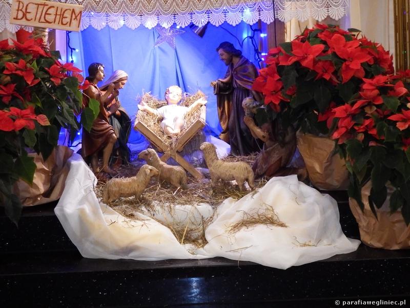 Boże Narodzenie w naszej parafii (+galeria)