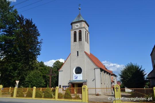 89 rocznica poświęcenia naszego kościoła parafialnego