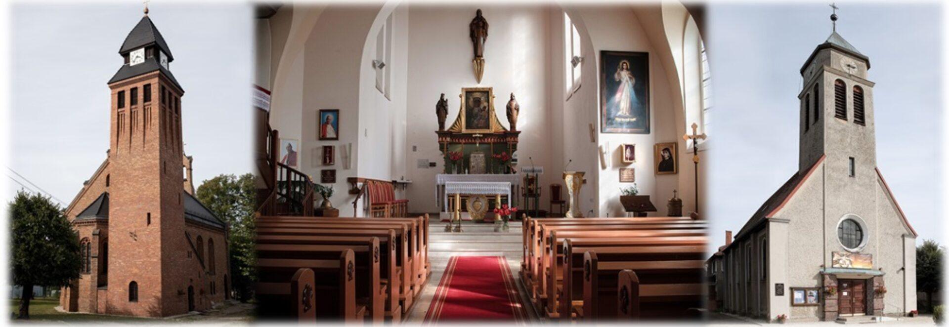 Parafia pw. Najświętszego Serca Pana Jezusa w Węglińcu